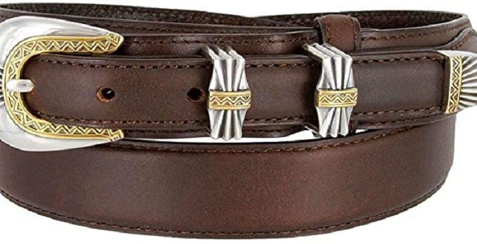 Comment porter la ceinture western