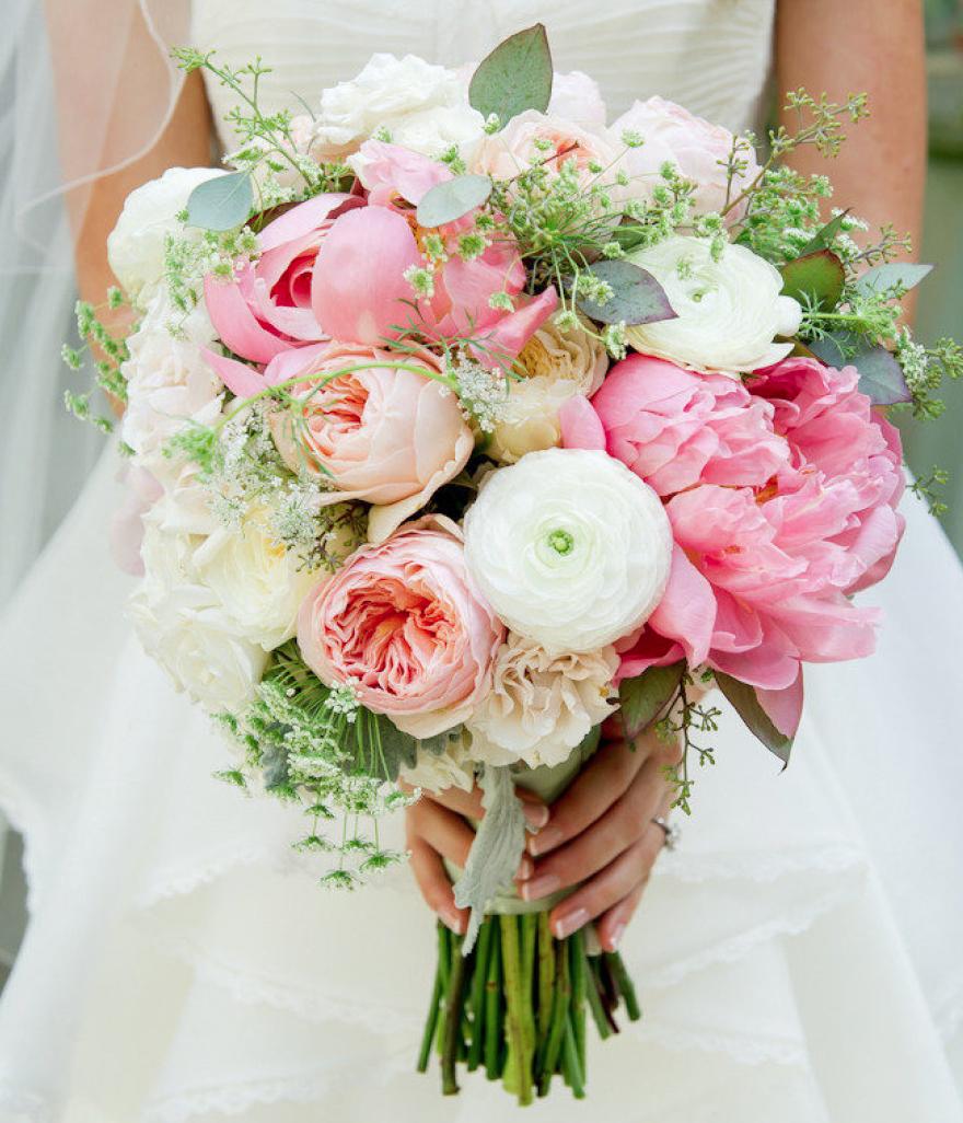 Comment Choisir Les Bouquets De Fleurs Du Mariage